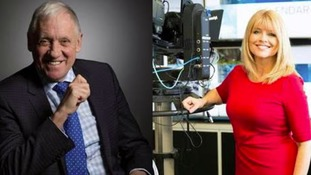 Harry Gration and Christine Talbot