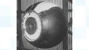pic of bouncing bomb.