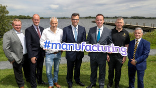 Almost 300 jobs created as NI manufacturers invest £22m