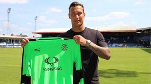 Marek Štěch has joined Luton Town.