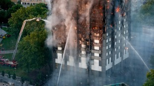 Derbyshire Fire Service issues advice after fire at Grenfell Tower in London
