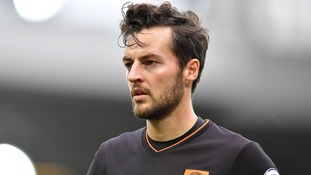 Ryan Mason returns to training with Hull months after fracturing his skull