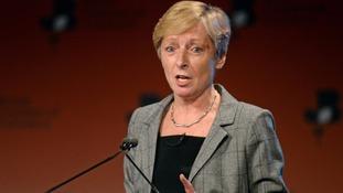 UK Sport Chief Executive Liz Nicholl.