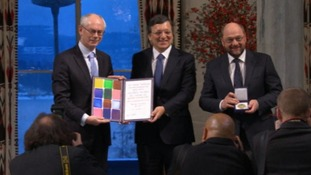 Nobel Peace Prize EU