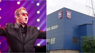 Police patrols increased for Elton John concert at Portman Roads
