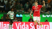 Victor Lindelof has signed a four year deal.