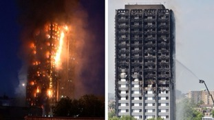 Grenfell Tower fire: At least 12 dead after inferno engulfs London tower block with death toll set to rise