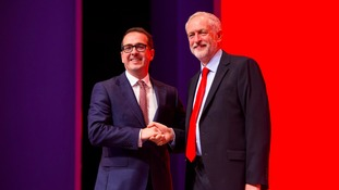 Pontypridd MP Owen Smith attempted to oust Labour leader Jeremy Corbyn in 2016