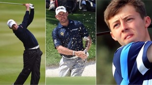 Willett, Westwood and Fitzpatrick to tee off at US Open