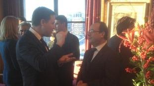 Clegg Nobel Peace Prize