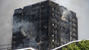 Fire services reassure tenants following deadly tower block fire