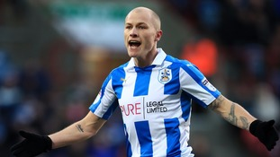 Huddersfield set to seal club-record deal for Man City midfielder Aaron Mooy