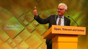 Norman Lamb hasn't ruled out standing again.