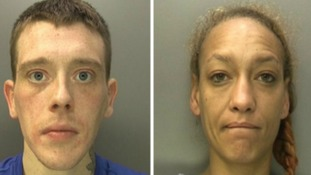 """Grotesque"" pair behind bars after blind victim recognised their voices"