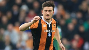 Maguire is on the move.
