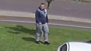 CCTV image of a man police would like to speak to