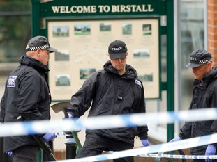Police search in Birstall