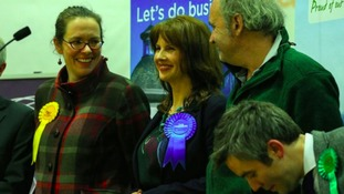 Trudy Harrison beat her Labour rival