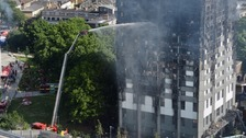 Manchester City Council says reviews are already taking place into fire safety at buildings in the city.