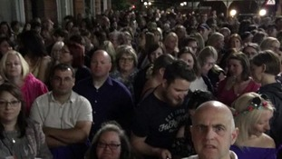Not their greatest day - passengers' anger over train crush after Take That concert