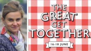 The Great Get Together has been organised in memory of Jo Cox.