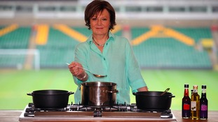 Delia Smith is made a Companion of Honour