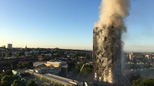 At least 30 people died in the Grenfell Tower blaze.