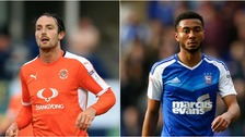 Luton Town will host Championship side Ipswich Town.