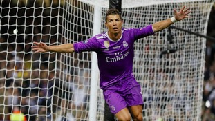 Cristiano Ronaldo expresses desire to leave Real Madrid
