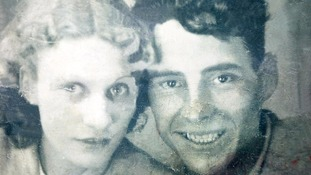 The lovebirds spent their lives side-by-side until Ken was deployed to Burma