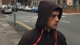 Aaron Wildey pictured after leaving Carlisle Crown Court