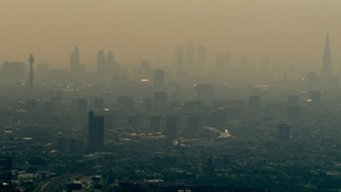 Up to 9% of London's deaths due to pollution