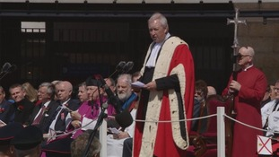 William Bailhache knighted in Queen's Honour list