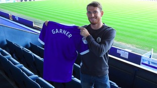 Joe Garner helped Rangers to a third-place finish in the Scottish Premiership