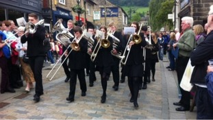 Hebden Bridge welcomes brass bands at annual March Contest