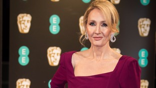 Harry Potter author JK Rowling is now a member of the Order of the Companions of Honour.