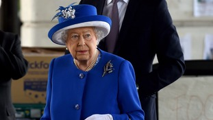 Queen acknowledges 'sombre national mood' in birthday statement