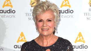 Actress Julie Walters awarded Damehood