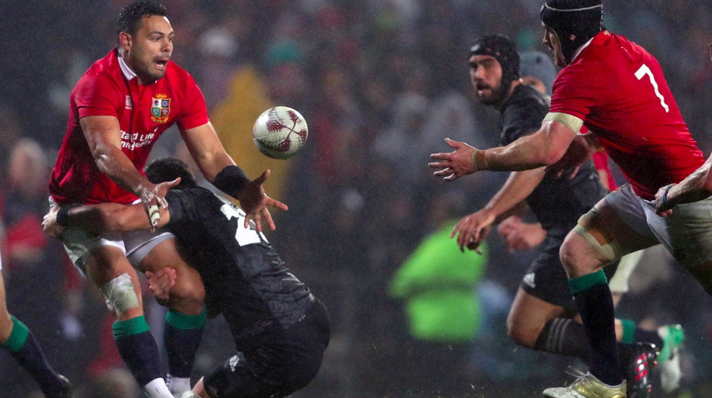 British and Irish Lions earn morale boosting win over ...