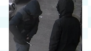 West Yorkshire Police release CCTV images over Bradford commercial robbery