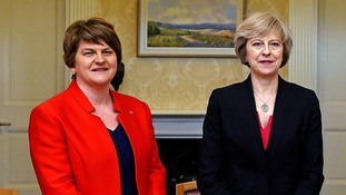 The Conservatives and DUP are still working out the details of the minority Government.