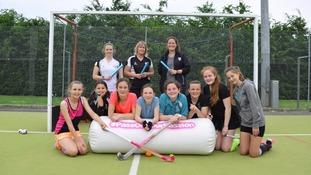 Newcastle girls hockey club