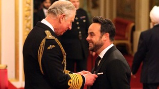 Ant McPartlin i