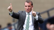 Brendan Rodgers of Celtic