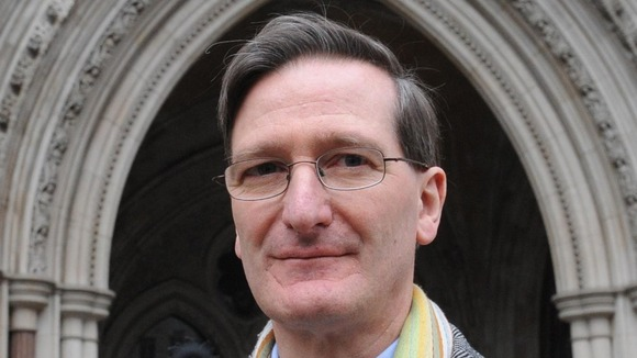 Attorney General Dominic Grieve QC.