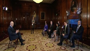 ITV News Business Club grills Vince Cable
