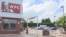 KFC in Penrith