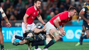 Warburton nearing fitness as Lions build towards first test