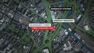 Ravenhurst Street incident