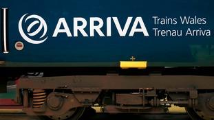Arriva Trains Wales trains